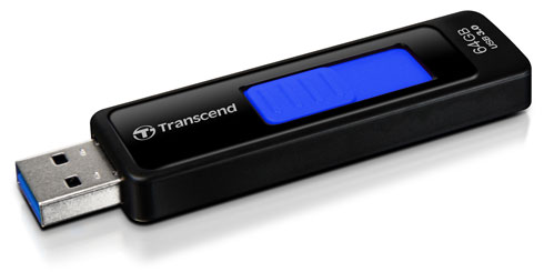 Флэш-диск 64 Гб Transcend JetFlash 760 USB 3.0
